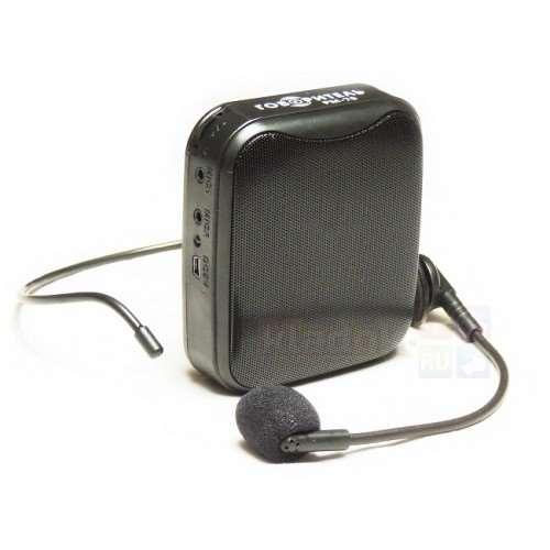 «KLADOK» - продажа отличных громкоговорителей с поясным микрофоном