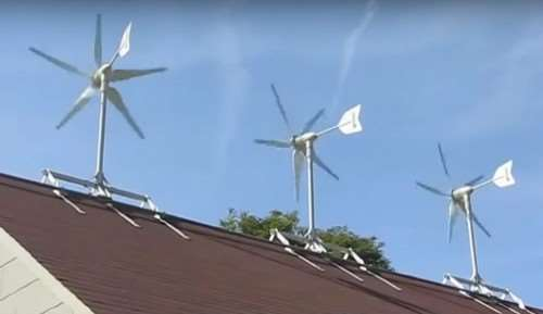 Выбираем эффективный ветрогенератор для дома