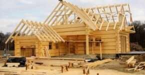 Rushome – полный спектр услуг касательно строительства деревянных домов