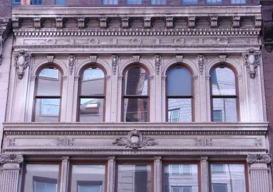 Стеклофибробетон и украшение фасадов зданий