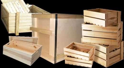 Сферы применения деревянной тары (ящиков) и ее критерии качества