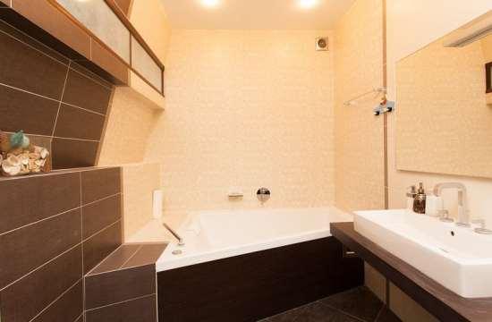 Ремонт ванной комнаты под ключ – оперативность выполнения работ и экономия