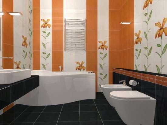 Хороший ремонт в ванной комнате
