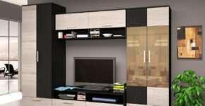 Мебельная стенка: как выбрать идеальное изделие для гостиной