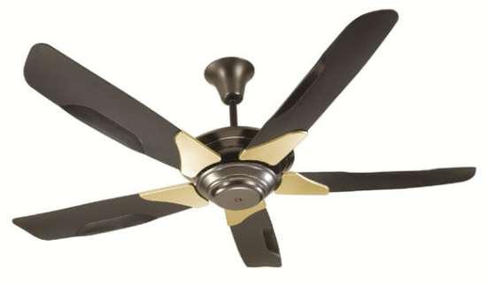 Устройство современных потолочных вентиляторов