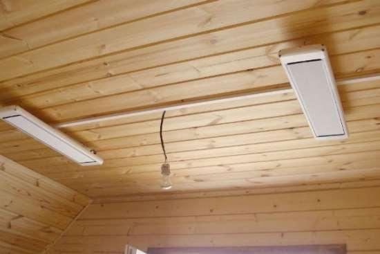 Качественные потолочные инфракрасные обогреватели в интернет-магазине «55M.ru»