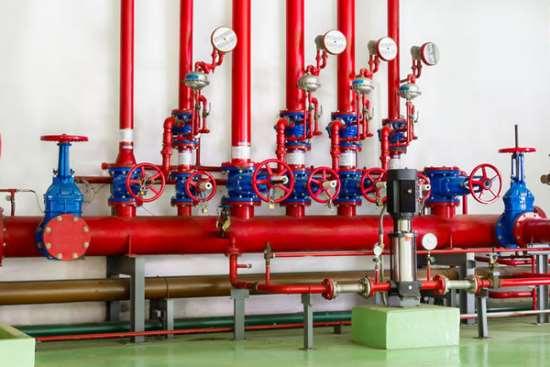 Автоматические устройства пожаротушения от ЗАО «Источник плюс»
