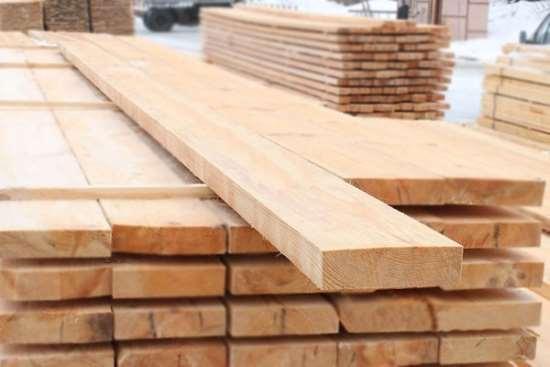 Качественные строительные доски от компании «Данила-Мастер»