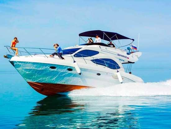 «Sochi Charter» - аренда различных видов яхт и катеров в Сочи