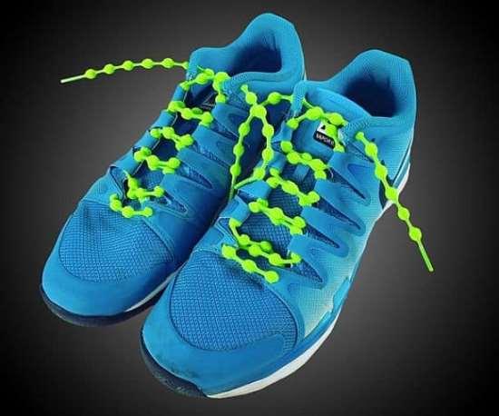 Не требующие завязывания эластичные шнурки Easych