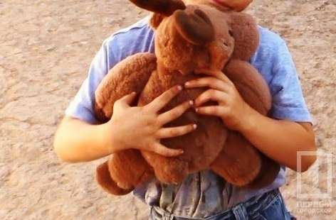 Под Луцком нашли ребенка, который сбежал из детсада ради бабушки