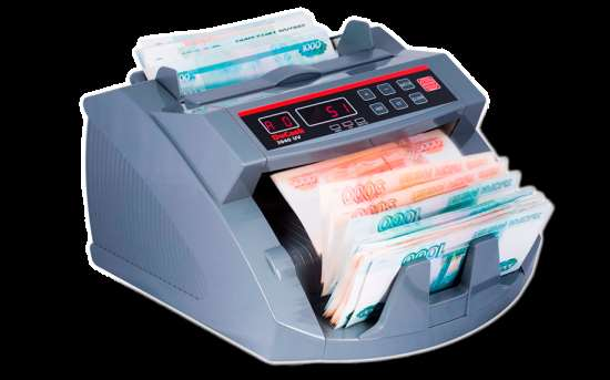 Современные счетчики банкнот (купюр) в магазине «БанкДетектор»