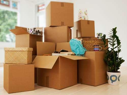 Упрощение транспортировки с помощью картонных коробок для переезда