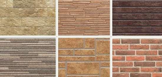 Клинкерная фасадная плитка — надежность вкупе с жесткостью