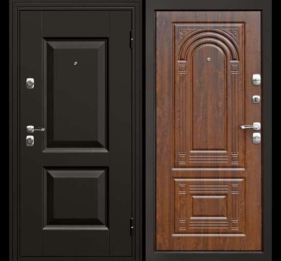 Металлические двери «Гранд» - максимальная защита и устойчивость