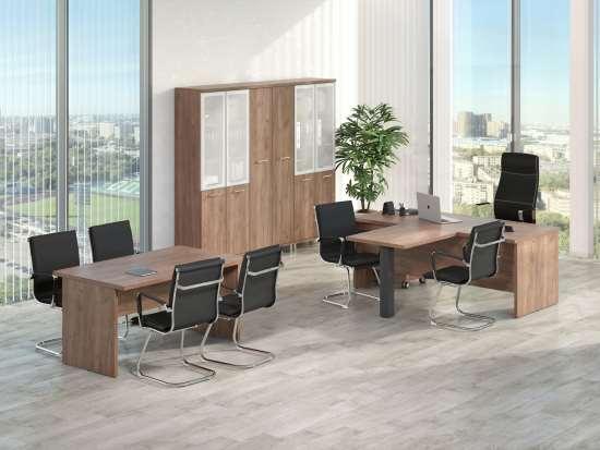 Качественная мебель для кабинета руководителя от «Комплект Профи»