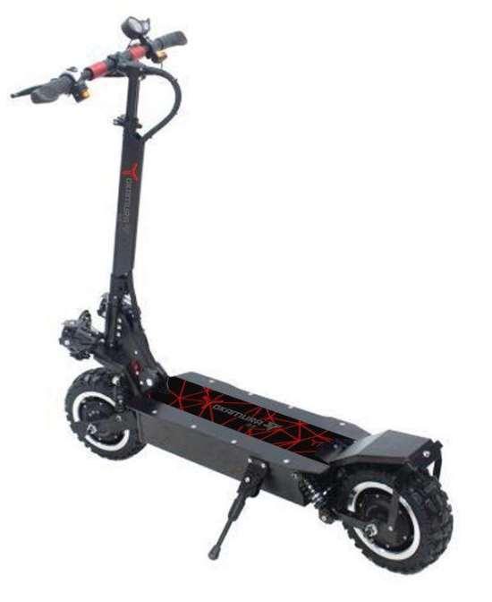 Электросамокат — не просто игрушка, а полноценное средство передвижения