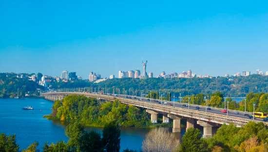 Районы Киева станут территориально-административными единицами