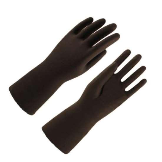 Выбираем качественные рабочие резиновые перчатки