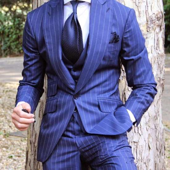 Услуга пошива мужских костюмов от «Royal Suit»