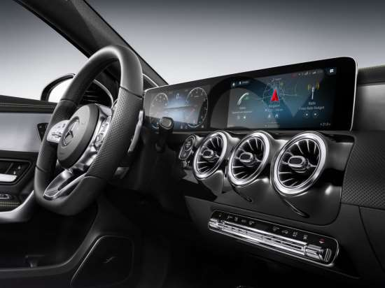 Дополнительное оборудование для автомобиля Mercedes
