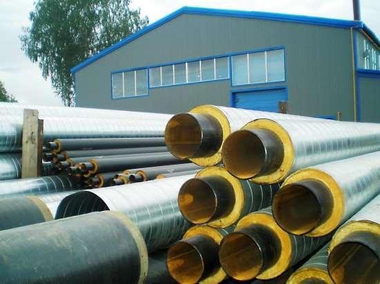 Теплоизолированные трубы в ППУ изоляции — долговечность и продуктивность