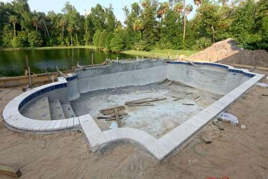Сколько стоит строительство бассейна?