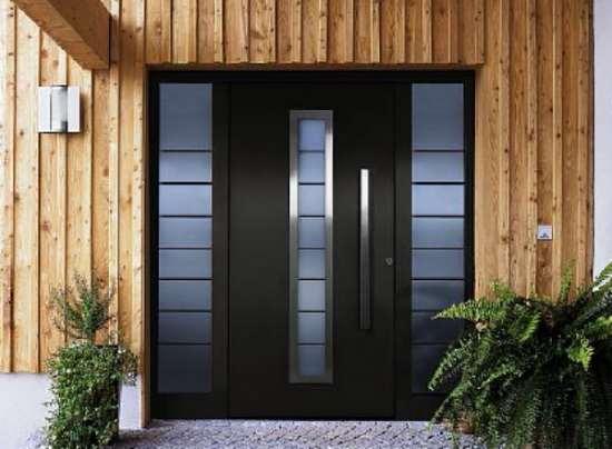 Двустворчатые входные двери — влагостойкость и защищенность