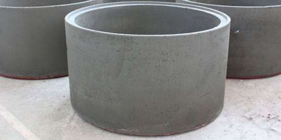 Бетонные кольца — долговечность вкупе с простотой монтажа