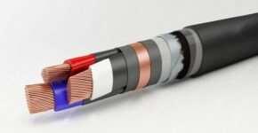 Силовой бронированный кабель ВББШВ: конструкционные особенности