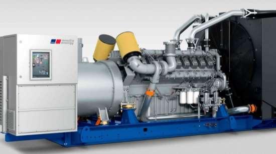 Мощные и надежные дизельные генераторы от «Darex Energy»