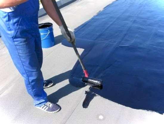 Защитные и гидроизоляционные свойства битумно-полимерной мастики