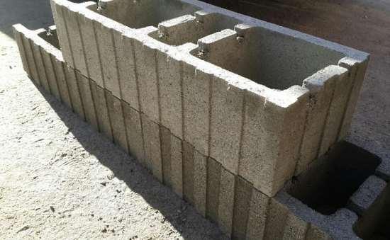 Сферы применения современных бетонных блоков