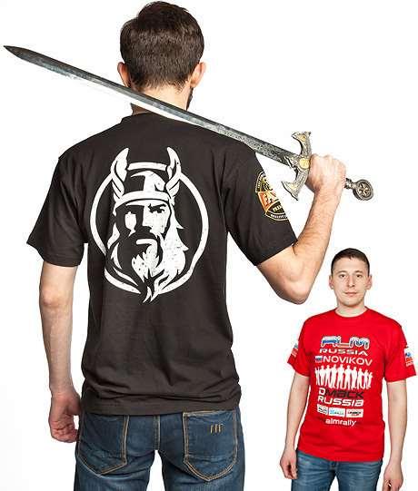 Арт-Империя: купить футболки оптом в Москве