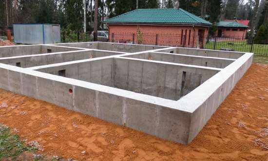 Виды фундамента для дома: какой будет наиболее подходящим?