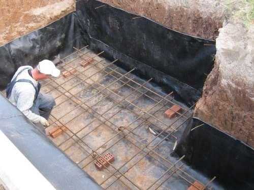 Как сделать гидроизоляцию в погребе?
