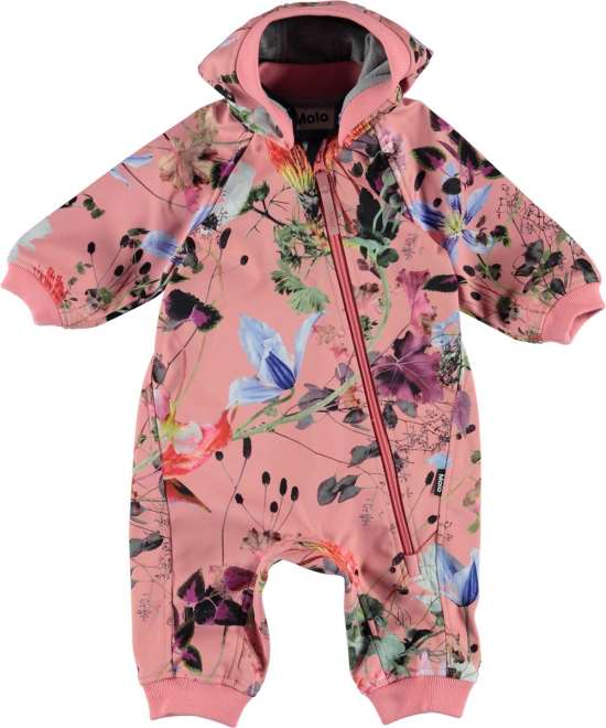 Детская практичная и комфортная одежда бренда Molo