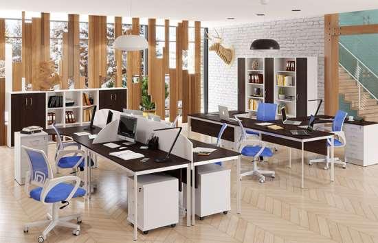 Надежная и долговечная офисная мебель «Альфа-М»