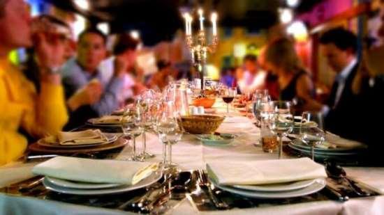 Отдых в ресторане — веселое и культурное времяпровождение