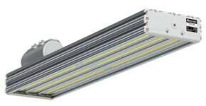 Промышленный светодиодный светильник 75 Вт: виды и преимущества