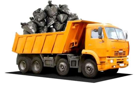 Услуга вывоза мусора в СПб от профильной компании