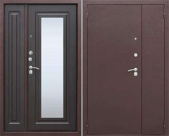 О важности выбора металлических входных дверей