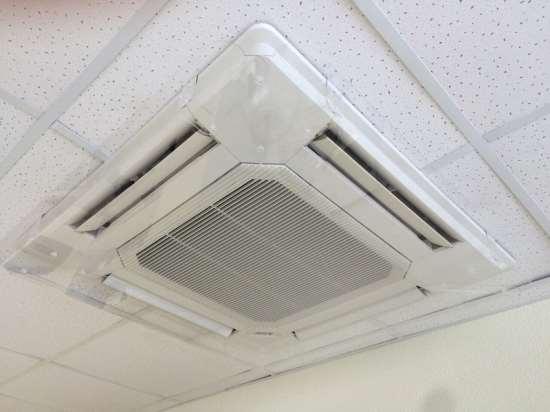 Защитные экраны для кондиционеров и вентиляции