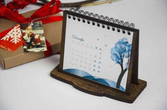 Какие календари сделать в подарок партнерам