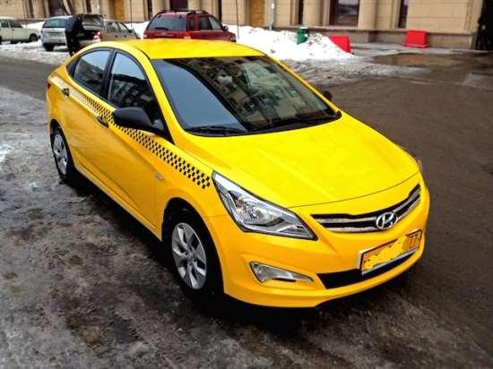 Аренда современных марок авто для работы таксистом