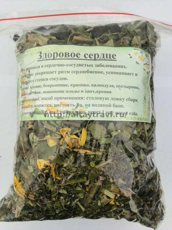 Полезные для здоровья травы и настойки от «Травница Алтая»