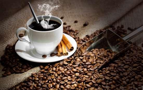 Вкусное и ароматное зерновое кофе в Киеве