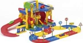 Официальные детские игрушки бренда Wader