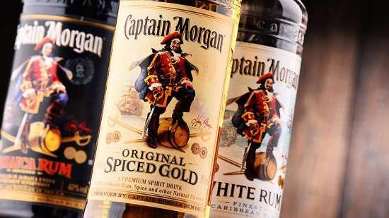 Недорогой и качественный ром «Капитан Морган» 2 литра