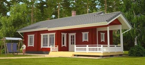 Покраска деревянного дома: что лучше всего применять?